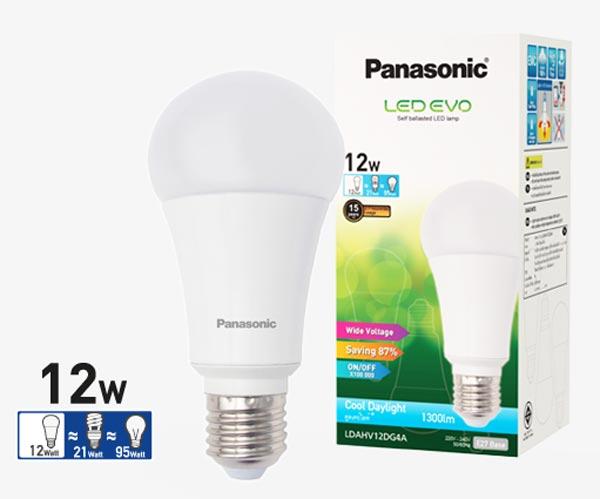 Bóng đèn Led 12W LDAHV4D04A Panasonic