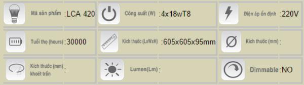 Mang-den-huynh-quang-Duhal-am-tran-LCA-420-4x18W