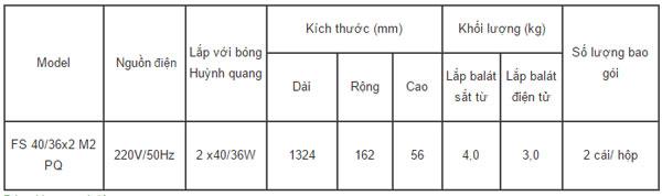 Mang-den-huynh-quang-Rang-Dong-FS40-36x2-M2-PQ