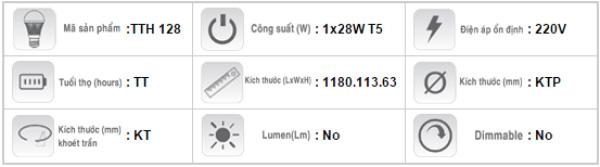 Mang-den-huynh-quang-nha-xuong-Duhal-TTH-128-1x28W
