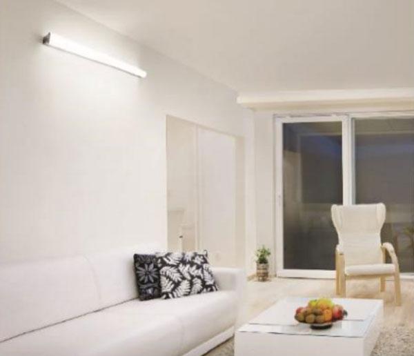 Đèn led liền máng Philips trang trí phòng khách