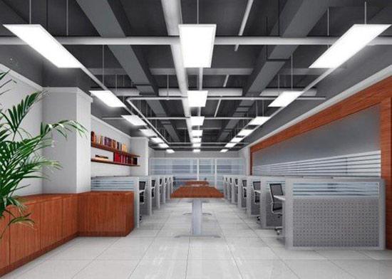Bộ đèn Led treo trần chiếu sáng văn phòng