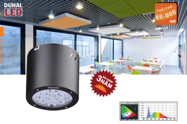 Đèn led chiếu điểm 9W DFB801 Duhal