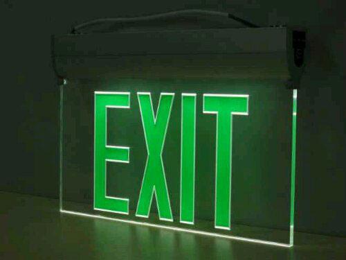 Đèn exit PEXI11CW Paragon