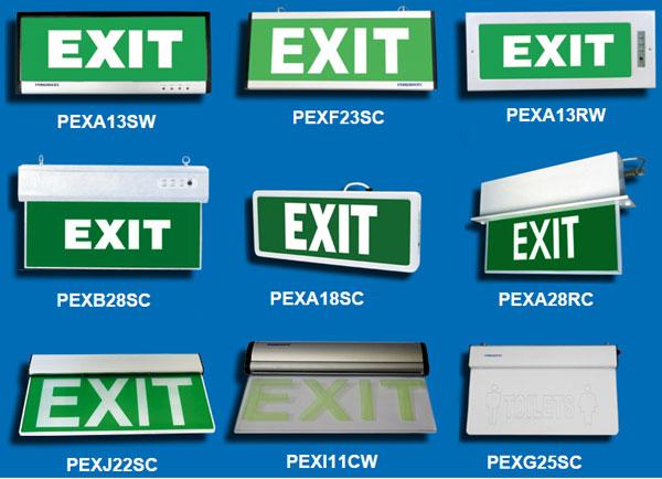 den exit