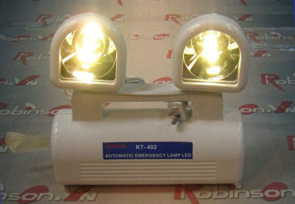 Đèn khẩn cấp KT 402 Kentom