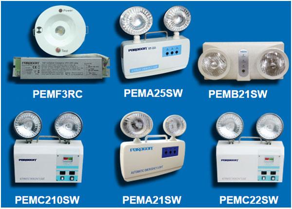 Đèn khẩn cấp PEMB21SW Paragon