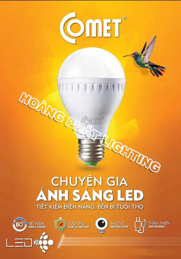 Bóng đèn Led Bulb 5W CB13 – 5D COMET