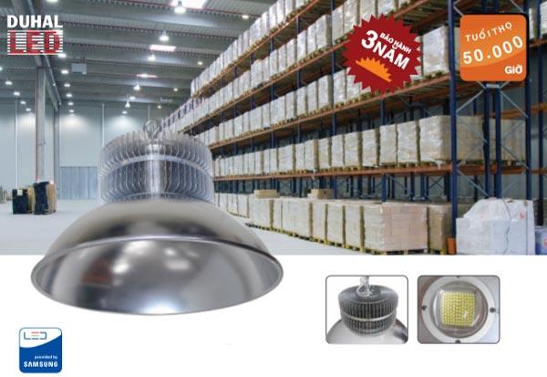 Đèn led công nghiệp 200W SDPB405 Duhal