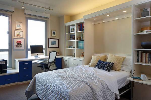 Đèn Led âm trần trang trí phòng ngủ