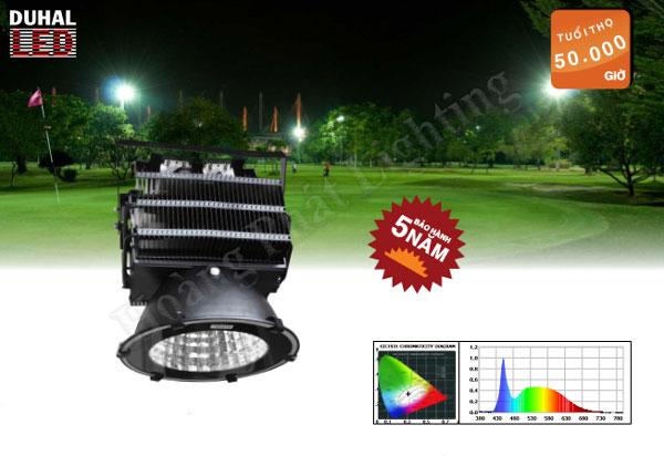 Đèn pha Led cao cấp 120W AJA430 Duhal