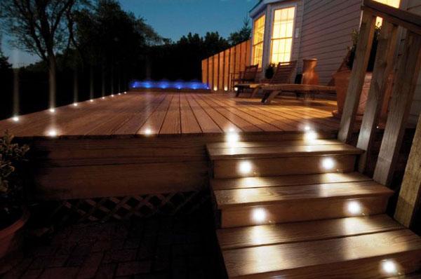 Thiết kế kỹ thuật đèn pha Led 50W LED40 BVP135 Philips trang trí sân vườn