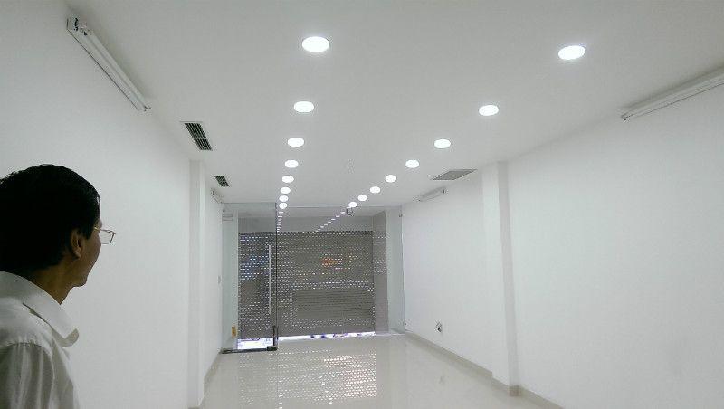Máng đèn huỳnh quang âm trần PRFI 328 Paragon 3x28W