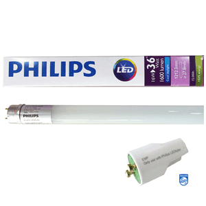 den led tube ecofit 16w philips