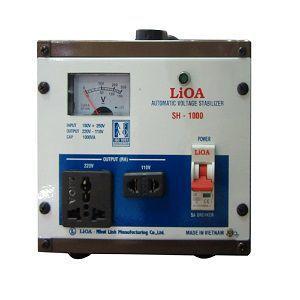 Ổn áp Lioa 1kva SH-1000