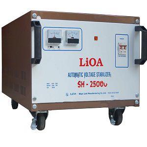 Ổn áp Lioa 25KVA SH-25000