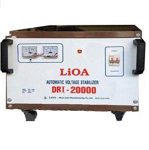 Ổn áp Lioa 20KVA DRI-20000