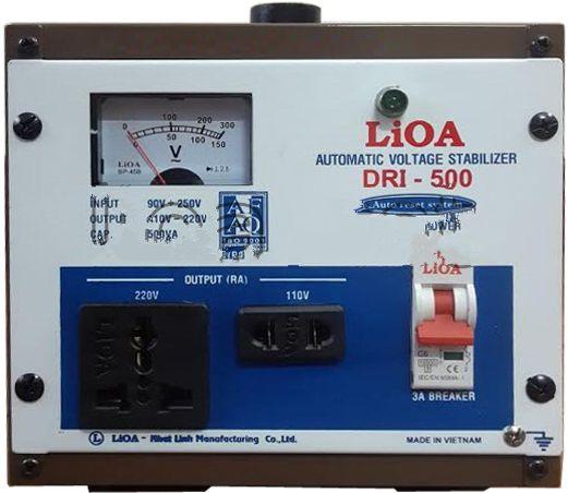 Ổn áp Lioa DRI-500