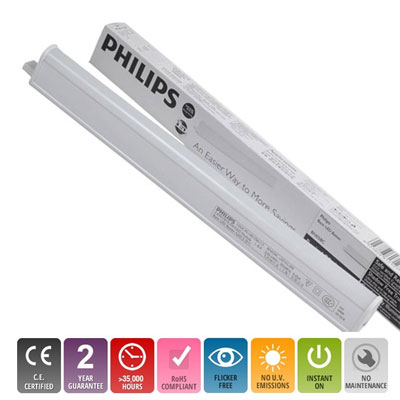 Máng đèn led Philips T5 1m2 Essential  BN068C Led11 L1200 14W