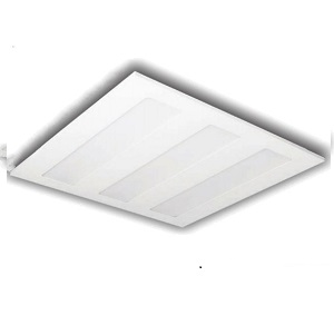 Bộ đèn Led âm trần SmartBright 2.0 troffer RC098V LED22S/865 PCV GM 0.3mx1.2m Philips