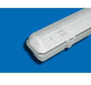 Máng đèn Led tube công nghiệp PIFH 218L20 Paragon 2x10W