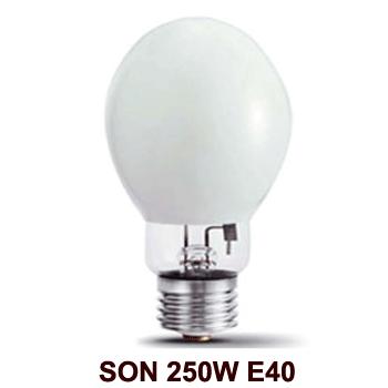 Bóng đèn cao áp 250W Philips SON bầu