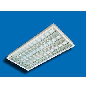Máng đèn huỳnh quang âm trần PRFF 318 Paragon 3x18/20W