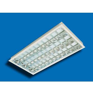 Máng đèn huỳnh quang âm trần PRFF 336 3x36/40W Paragon