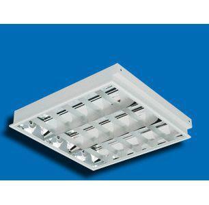 Máng đèn huỳnh quang âm trần PRFE 336 Paragon 3x36W