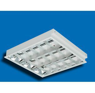 Máng đèn huỳnh quang âm trần PRFE 236 Paragon 2x36W