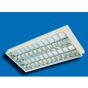Máng đèn huỳnh quang âm trần PRFD 236 Paragon 2x36W