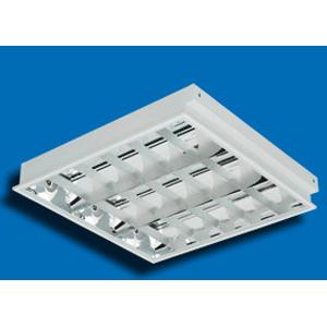 Máng đèn huỳnh quang âm trần PRFE 418 Paragon 4x18W