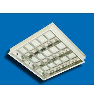 Máng đèn huỳnh quang âm trần PRFJ 318 Paragon 3x10W