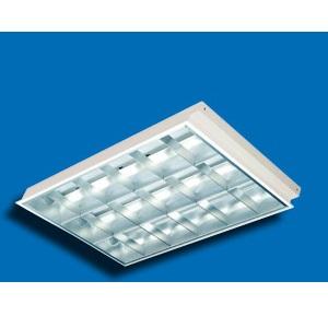 Máng đèn huỳnh quang âm trần PRFL 218 Paragon 2x18W