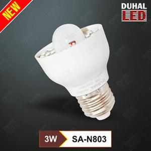 Bóng đèn Led cảm ứng Sensor 3W SA-N803 Duhal