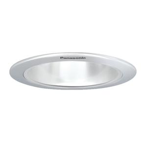 Đèn downlight âm trần PANASONIC NLP72340 lắp ngang viền bạc