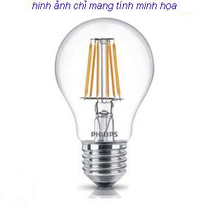 Bóng đèn Led Classic 4-50W A60 E27 Philips