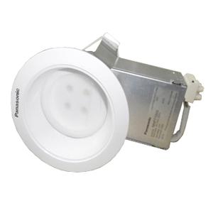 Đèn LED downlight PANASONIC NNP71204 trắng-4 bóng LED