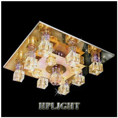 Đèn Led pha lê vuông ML-2152 HPLIGHT