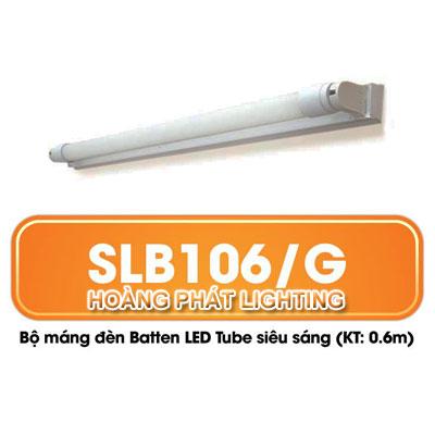 Bộ máng đèn Led 8W SLB106/G COMET