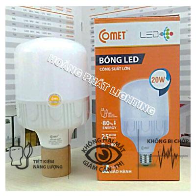 Bóng đèn Led Bulb 20W CB13H-20D COMET