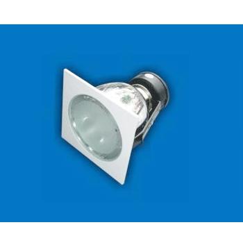 Đèn downlight âm trần Paragon PRDI mặt vuông có kiếng