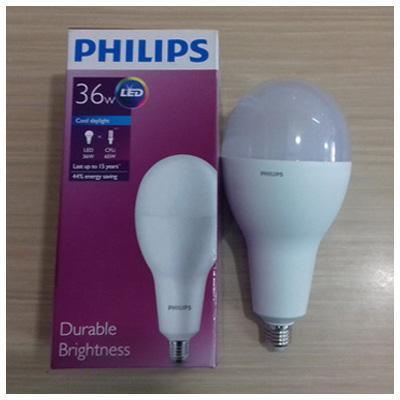 Đèn Led Bulb công suất cao 36W Philips