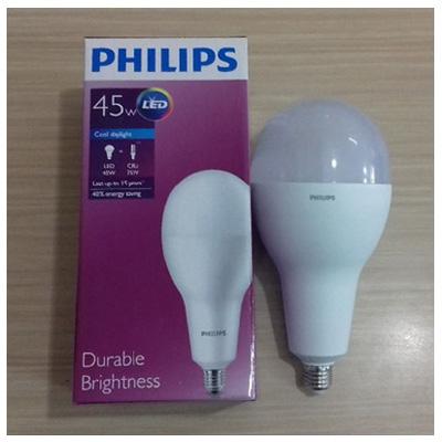 Đèn Led Bulb công suất cao – HighLumen 45W Philips