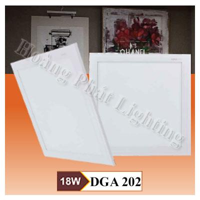 Đèn Led panel 18W DGA202  Duhal