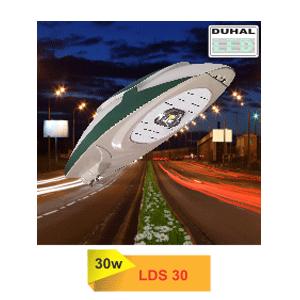 Đèn Led đường phố Duhal LDS30 30W