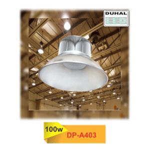 Đèn led nhà xưởng 100W Duhal DP-A403