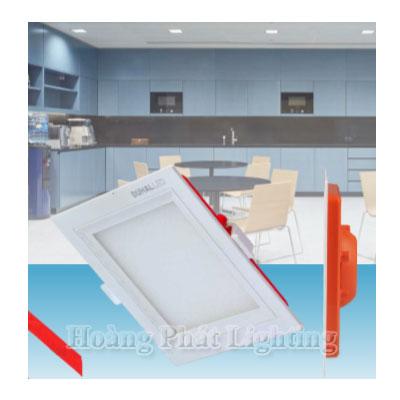 Đèn Led âm trần vuông 12W DGV212 Duhal