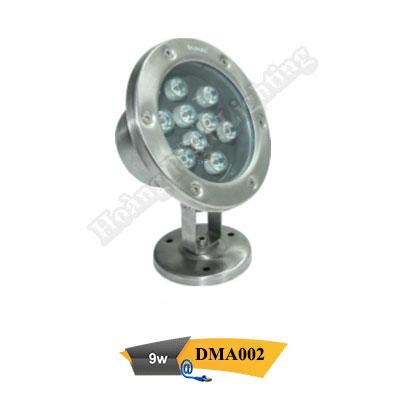Đèn pha Led dưới nước 9W DMA002 Duhal