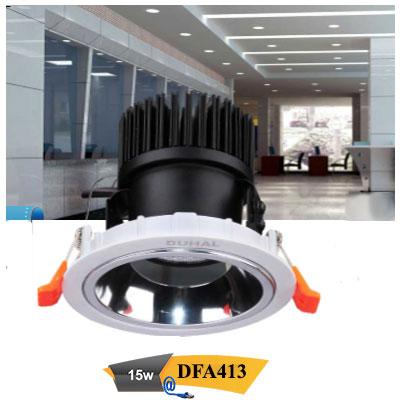 Đèn Led downlight chiếu điểm 15W DFA413 Duhal